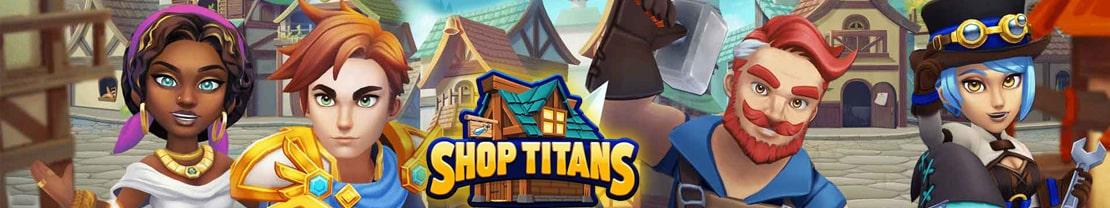 Télécharger Shop Titans pour PC (Windows) et Mac (Gratuit)